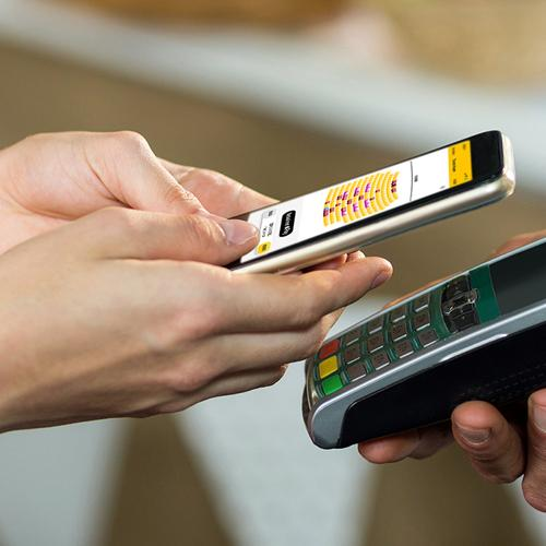 Apple Pay - Pathe Bioscopen - Egeniq