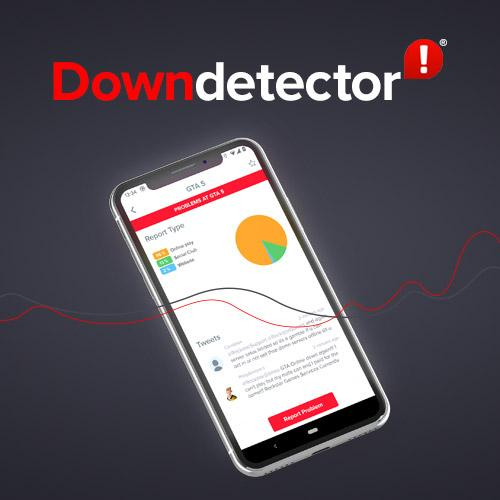 Downdetector - Egeniq - APPS